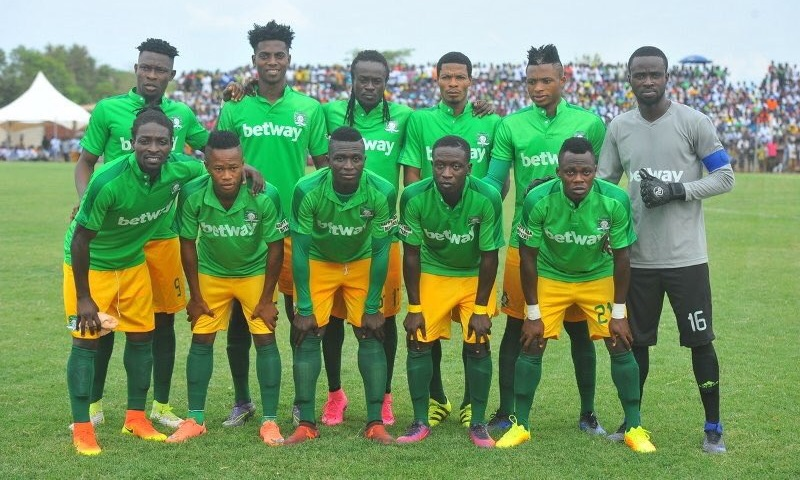Aduana thrash Fosa Juniors in Confed Cup first leg