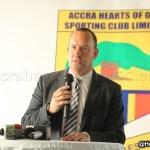 Noonan demands Hearts improvement against Kotoko