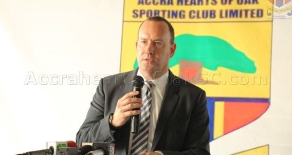 Hearts of Oak CEO Mark Noonan resigns