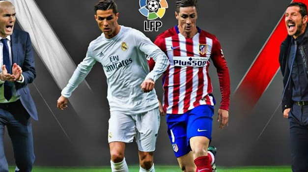 LIVE STREAM: REAL MADRID VS ATLETICO MADRID (LA LIGA)