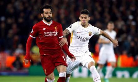 LIVE STREAM : ROMA VS LIVERPOOL (UCL SEMIFINAL SECOND LEG)