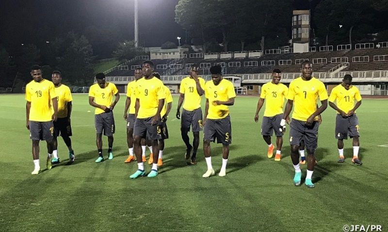 Leaked Ghana Black Stars 23-man squad for the 2019 AFCON
