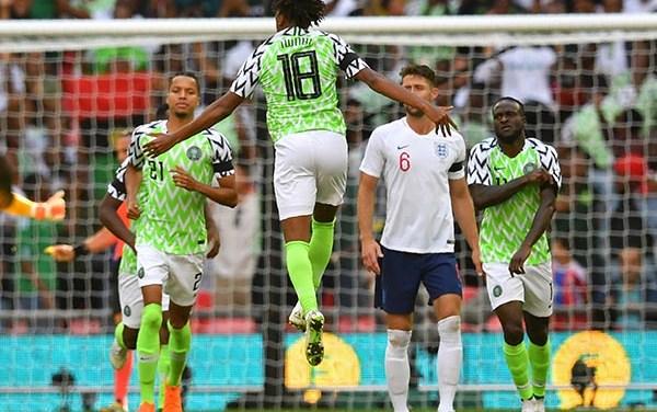 LIVE STREAM: CZECH REPUBLIC VS NIGERIA (INTERNATIONAL FRIENDLY)