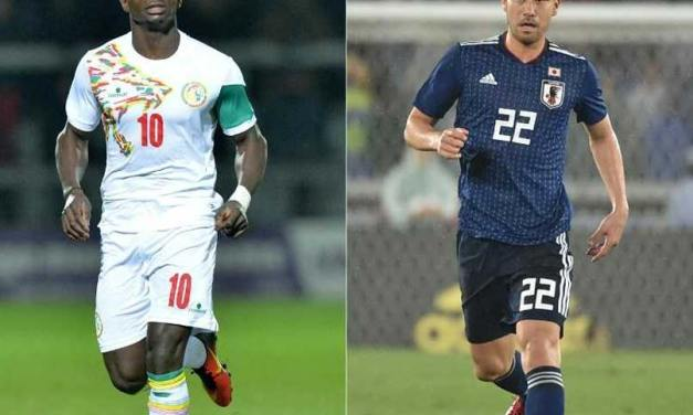 LIVE STREAM: JAPAN VS SENEGAL (WORLD CUP RUSSIA 2018)