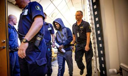 BREAKING NEWS: Kingsley Sarfo jailed two years, eight months in Sweden for two child rape cases
