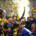 IN PICTURES: FRANCE CROWNED WORLD CHAMPIONS FOR SECOND TIME