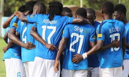 CAF CC: Aduana uninspiring in defeat against AS Vita