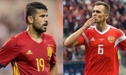 LIVE STREAM: SPAIN VS RUSSIA (WORLD CUP RUSSIA 2018)