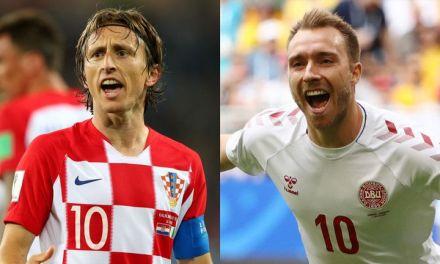 LIVE STREAM: CROATIA VS DENMARK (WORLD CUP RUSSIA 2018)