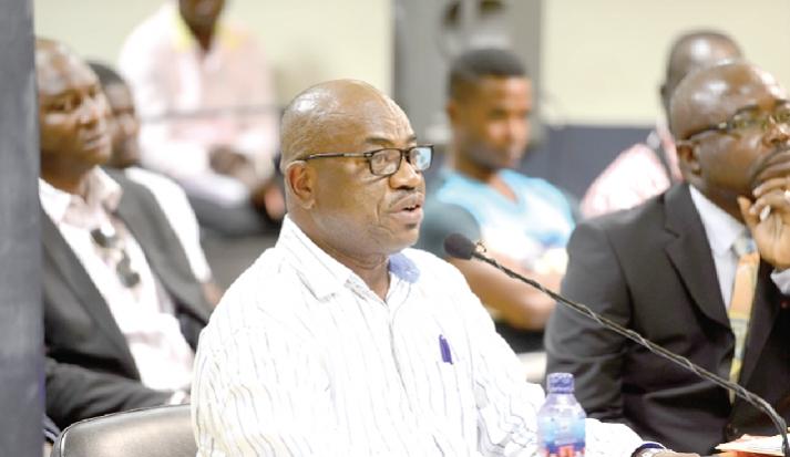 We will replace Yacouba in no time - Kotoko CEO George Amoako