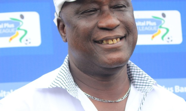 Bashiru Hayford appointed Black Queens head coach