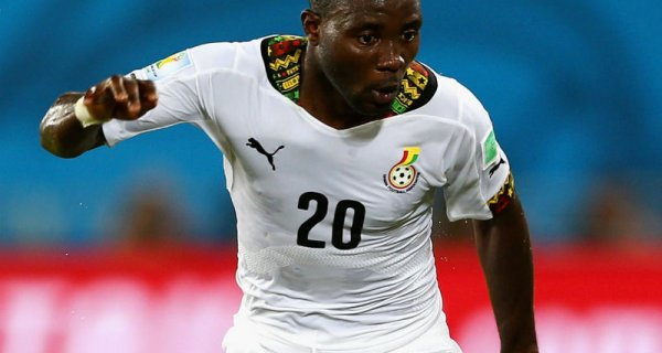 Kwadwo Asamoah confirms the position he will be playing in the 2019 AFCON
