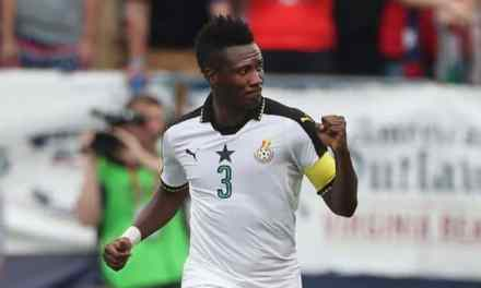 Asamoah Gyan Recalled To Black Stars Squad, Ayew Brothers Remain Out