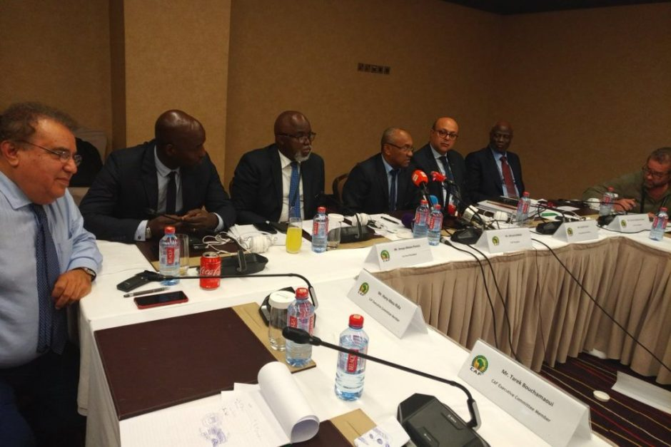 BREAKING: Cameroon won't be hosting the 2019 Africa Cup Of Nations