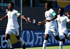 Black Maidens beat Finland to reach quarter finals