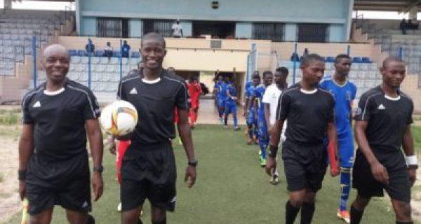 CAF CC: Match Officials For Kariobangi Sharks Vs Asante Kotoko Clash