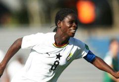 Mukarama Abdulai wins FIFA U17 WWC Top scorer and Bronze ball