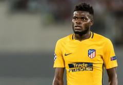 Atletico Madrid chief comment on Thomas Partey's future