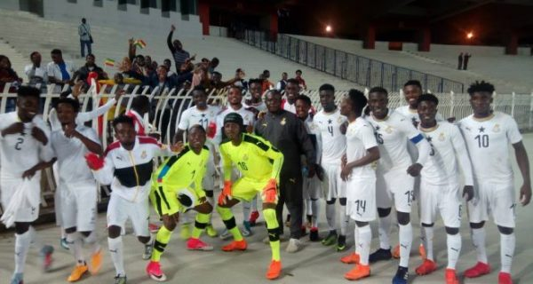2019 CAF U20 Cup of Nations: Black Satellites draw handed tough draw