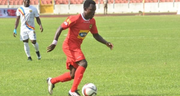 Agustine Sefah set to leave Asante Kotoko