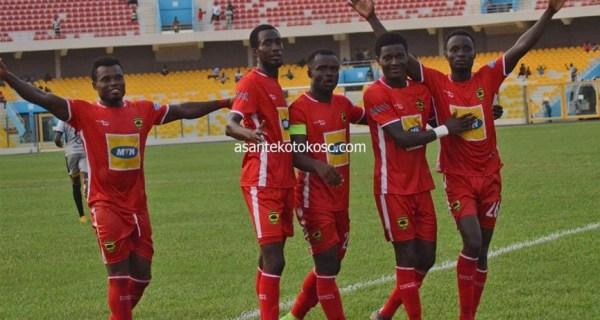 CAF CC: Asante Kotoko grab deserved win over Zesco United