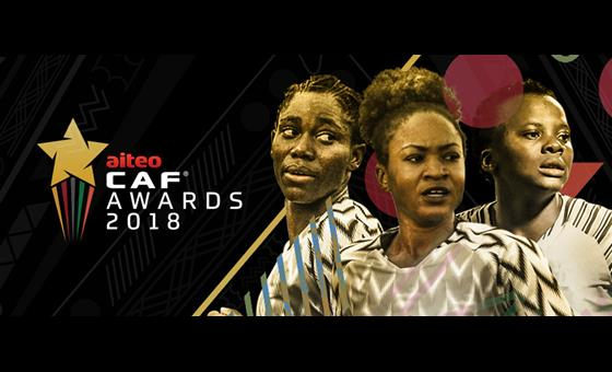 Women's Player of the Year: Kglatana, Oshoala and Ordega in final three