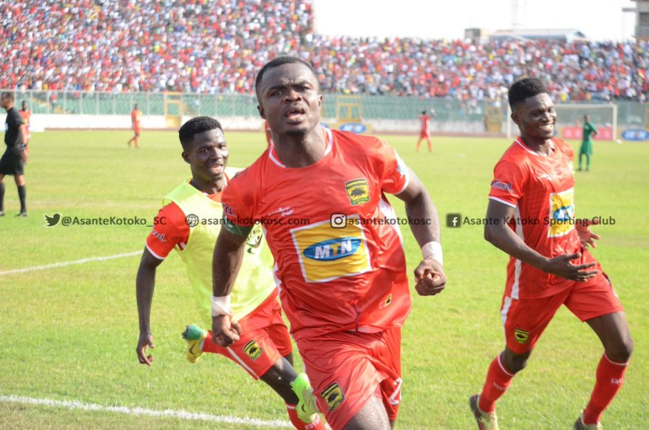 Three Kotoko players included in Ghana squad to face Kenya
