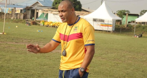 Asante Kotoko sign players without any plans - Hearts of Oak coach Kim Grant
