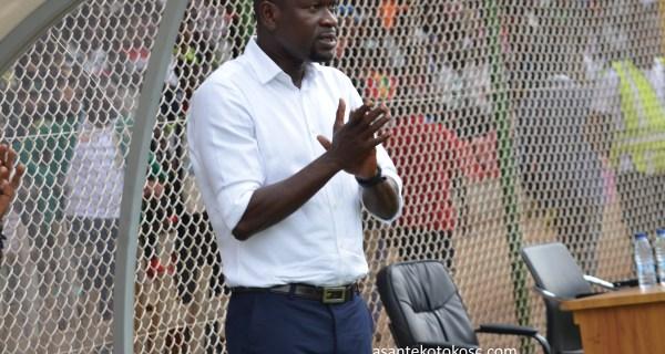 Asante Kotoko coach CK Akonnor 'proud' of his players after crucial win