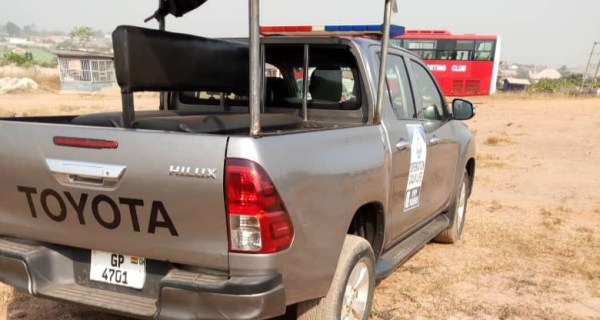 Police stationed outside Kotoko training grounds over fan threat