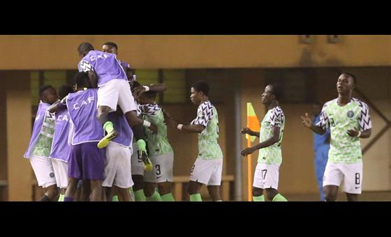 VIDEO: Nigeria beat Burundi, Niger held by South Africa in the CAF U20 AFCON