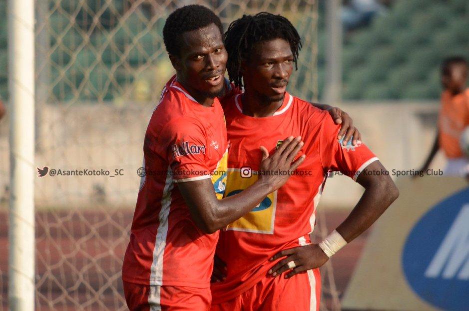 Asante Kotoko suffer defeat in Sudan