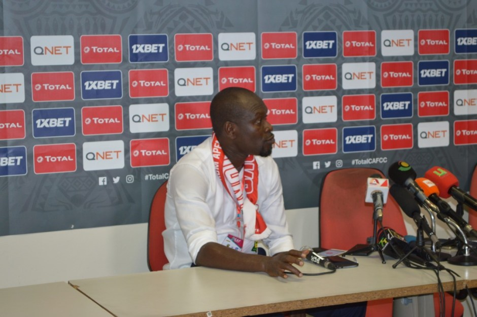 """""""We didn't do well"""" - CK Akonnor on Ashgold semifinal defeat"""