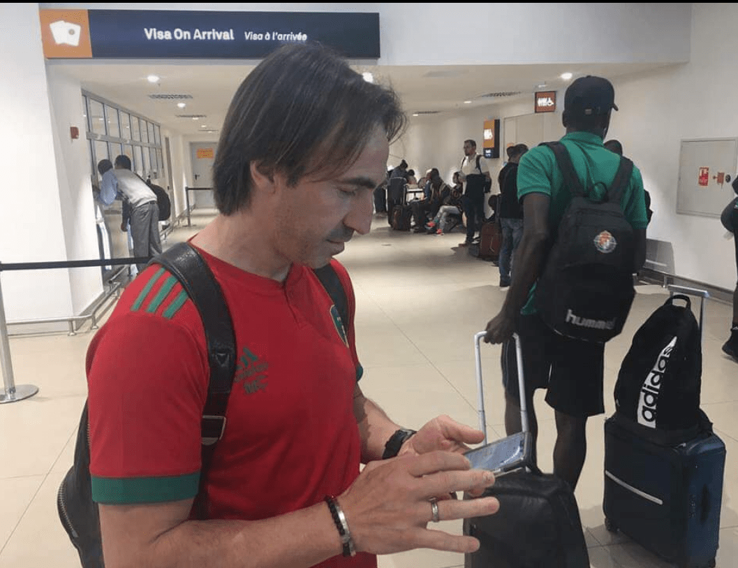 Mauritania in Ghana to face Black Stars in a friendly game