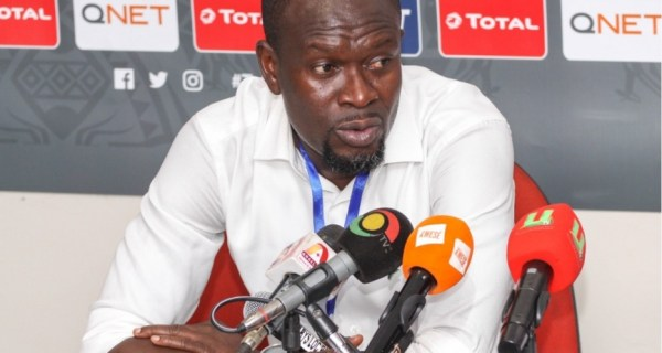 Special Competition: Disappointed CK Akonnor reveals misunderstanding at Kotoko