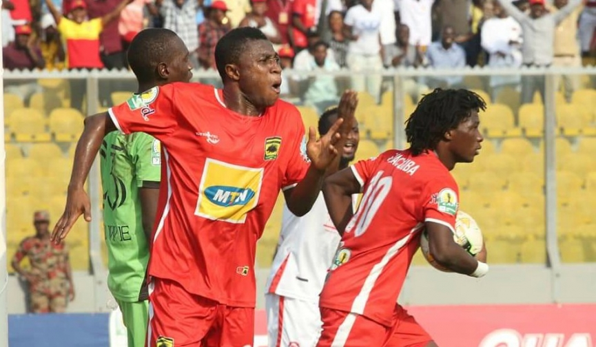 Gyamfi not available for Al-Hilal game - CK Akonnor