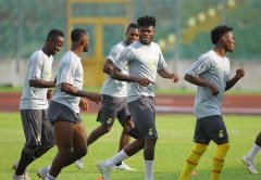 Black Stars begin camping today ahead of Kenya game