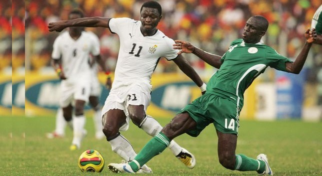 Ghana to face Nigeria in friendly game before AFCON