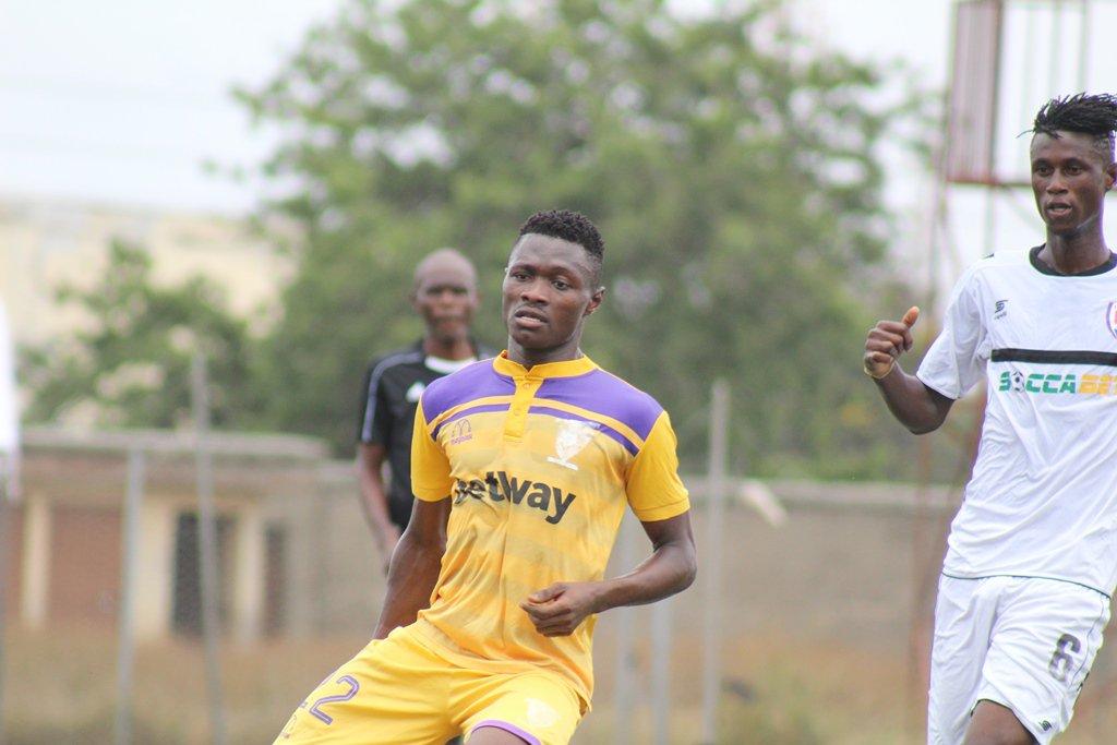 Medeama striker Tahiru Awudu cops three-match ban