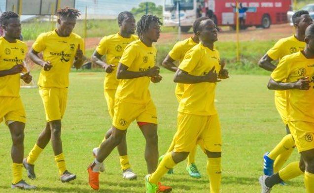 Asante Kotoko held by Storm FC in friendly game
