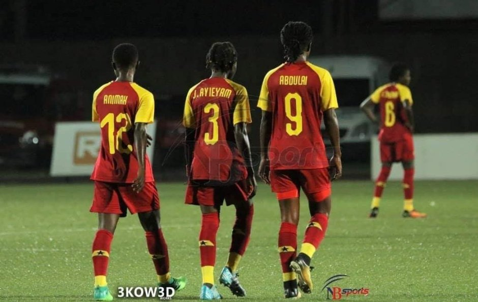 WAFU Women's Cup: Ghana Black Queens demolish Togo