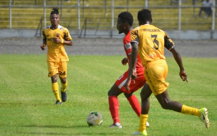 Asante Kotoko accused of bribing match officials