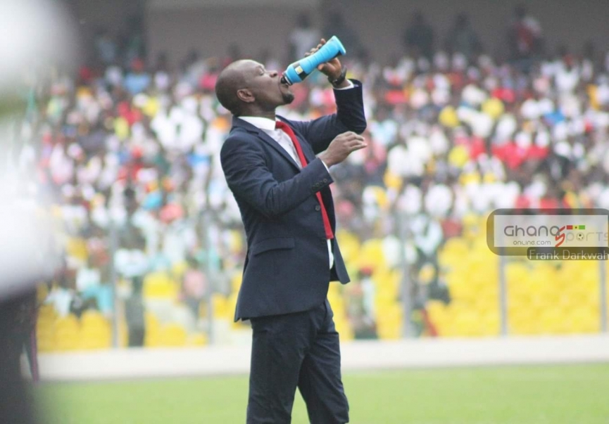 I won't ban 'jama' in Black Stars - CK Akonnor
