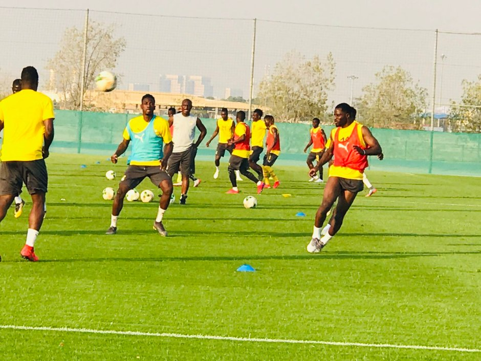 Namibia beat Ghana in AFCON warm-up Friendly game