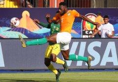 WATCH: Kodjia on target as Ivory Coast beat Bafana Bafana