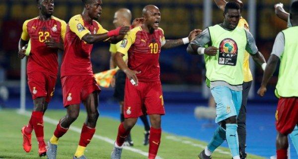 WATCH: AFCON 2019: Ten-man Ghana held by Benin