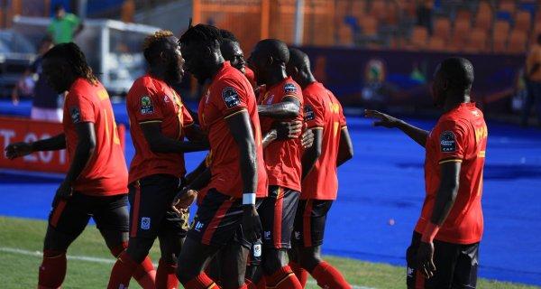 AFCON 2019: Uganda beat DR Congo to top group A