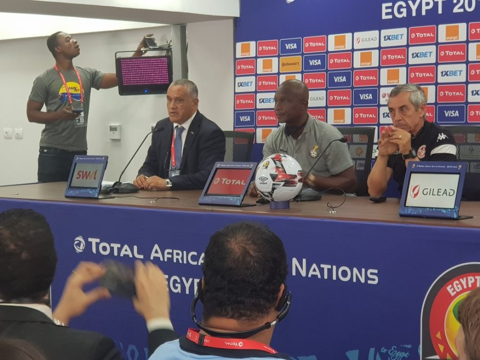 Normalisation Committee apologizes for Black Stars 2019 AFCON exit