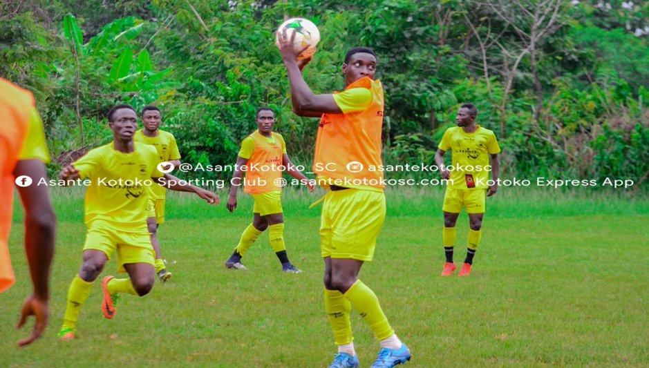 Asante Kotoko release defender Daniel Darkwah