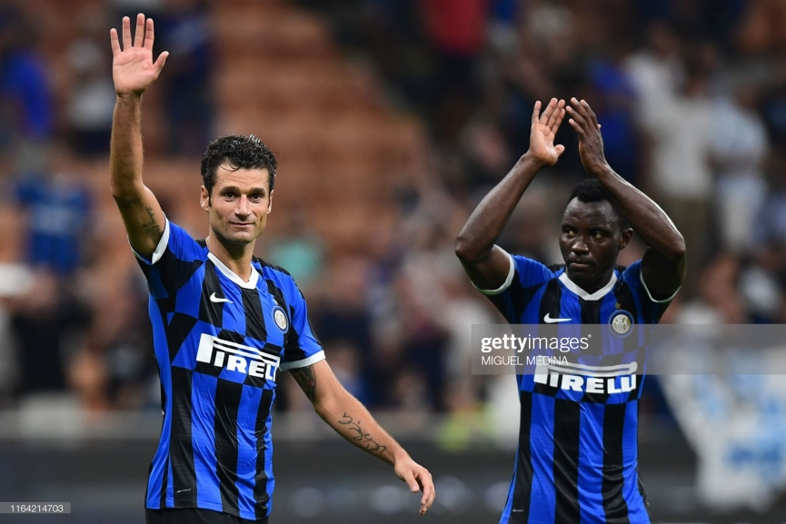Inter Milan to part ways with Ghana's Kwadwo Asamoah